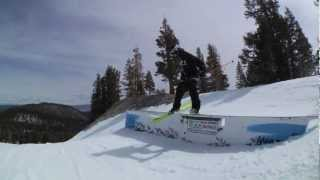 Got Park? Mammoth Mountain Does!