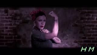 Bebe Rexha Pnk No Broken Hearts Raise Your Glass Video