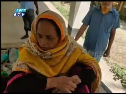 করোনা সন্দেহে মালা নামে এক নারীকে ঘর থেকে বের করে দিয়েছে