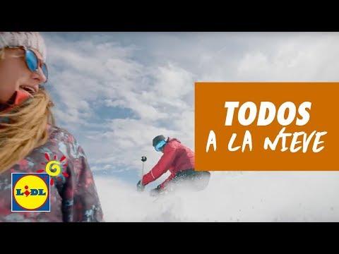 Todos A La Nieve - Lidl España