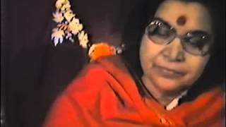 Carols with Shri Mataji 1982 1224 Christmas Eve Celebrations, Pune