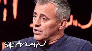 Matt LeBlanc: – Filming the last Friends episode was very sad   Skavlan