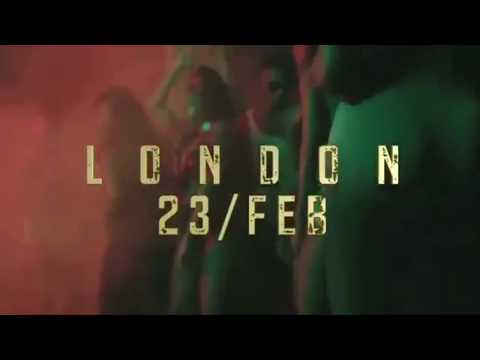 RayVanny – Live in london [Promo Video ]