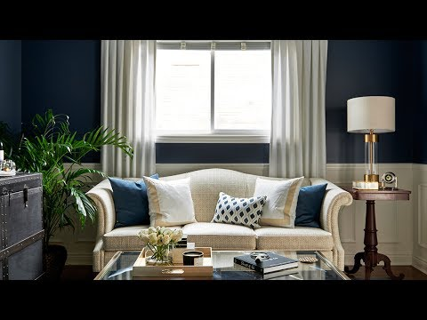 Interior Design — Small House Traditional Makeover