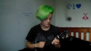 Bowling For Soup - I've Never Done Anything Like This Ukulele Cover