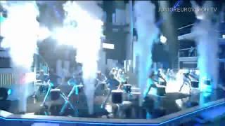 Rachel - Euphoria - Junior Eurovision Song Contest 2012 LIVE