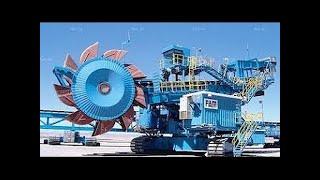 Огромные землеройные машины и гигантские пилы! Монстры мега машины! mp4 — копия
