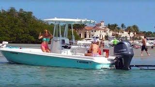 Stuart Florida Sandbar 🌴 St Lucie Inlet ⛵ Boater's Paradise 🌴