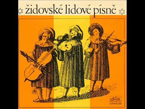 Židovské lidové písně - Chasene - Alfréd Růžička