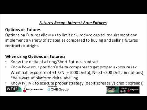 Video Interest Rate Futures & How to Hedge Your Positions  | Where Do I Start?: Futures