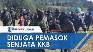 Warga yang Diduga Pemasok Senjata KKB Dibekuk oleh Satgas Nemangkawi, Pelaku Jadi DPO Sejak Lama