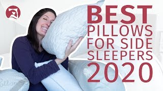 Best Pillows For Side Sleepers 2020 - Check These 5 Out!