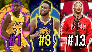 Ranking The BEST Point Guard From EVERY NBA Team