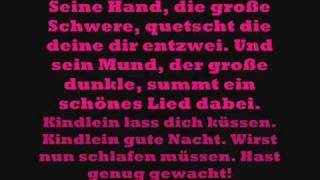 Subway to Sally - Abendlied Lyrics