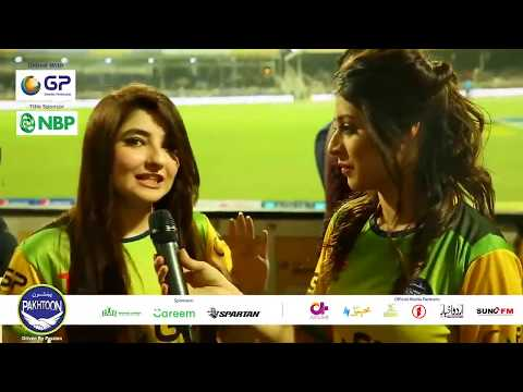 Gul Panra in Sharjah Highlights Of Day 1 of T10 League