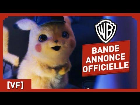 Pokémon Détective Pikachu - Bande Annonce Officielle 2 (VF)