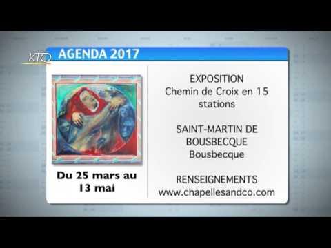 Agenda du 10 mars 2017