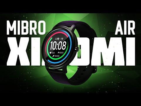 Умные часы Xiaomi Mibro Air. Стоят копейки - но стоят ли внимания? / Арстайл /