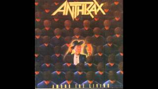 Anthrax I am the man Backing Track (With Vocals)