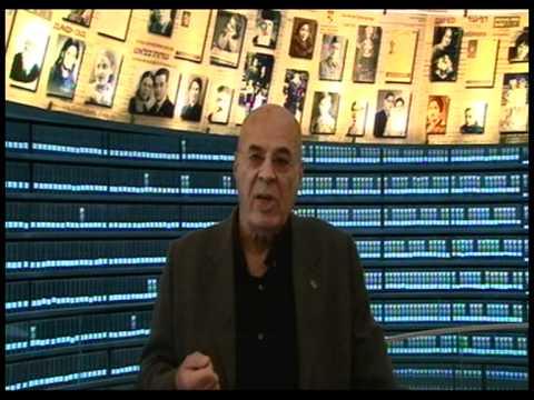 К Дню памяти жертв Холокоста: обращение Бориса Мафцира, Яд Вашем