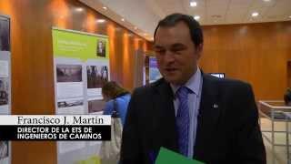 La Escuela de Caminos expone la vida de Álvaro del Portillo, el primer español Ingeniero de Caminos declarado beato