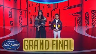 FINAL RESULT - GRAND FINAL - Indonesian Idol Junior 2018