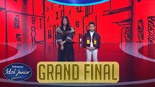 Download Video FINAL RESULT - GRAND FINAL - Indonesian Idol Junior 2018 MP3 3GP MP4