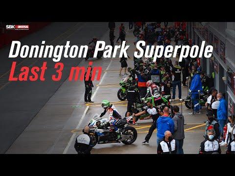 スーパーバイク世界選手権 SBK 第4戦イギリス ドニントンパーク Superpoleのハイライト動画