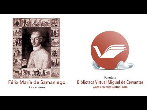'La lechera', Félix María de Samaniego