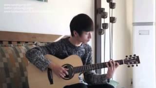 Let Her Go ( Passenger )   Acústica [ Sungha Jung ]