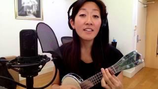 Day 12: La Vie en Rose - French ukulele cover // #100DaysofUkuleleSongs