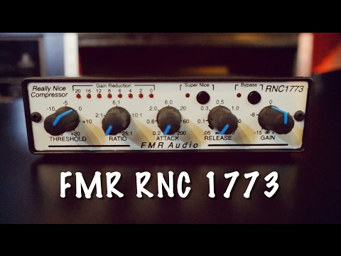 FMR RNC 1773 Review: Drums, Bass, Guitar, Vocals & Full Mix