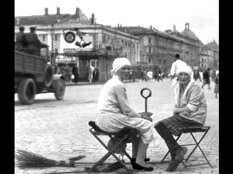 1924- NADİR MOSKOVA GÖRÜNTÜLERİ