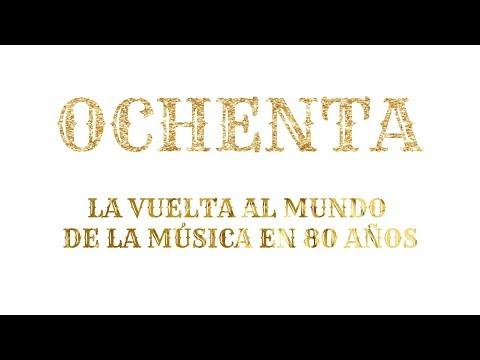 """Resumen espectáculo """"La Vuelta al Mundo de la Música en 80 años"""""""