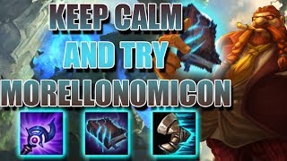 Panunu | STAY CALM AND TRY MORELLONOMICON