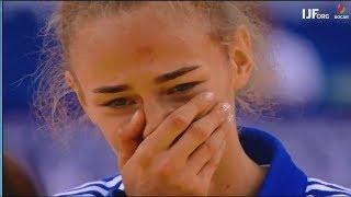 🇺🇦 17-летняя украинка Дарья БИЛОДИД самая юная чемпионка мира в истории дзюдо! #DariaBILODID #judo
