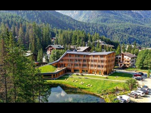 Garofoli Group | Porte da interni e Porte Rei 30 per Hotel Charmant Petit Lac