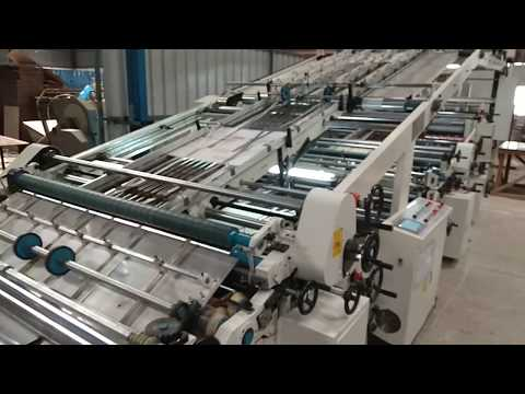 5 Ply Automatic Flute Laminating Machine
