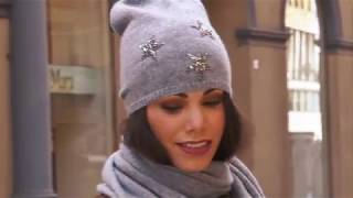 Video Backstage Collezione cappelli Tirabasso Inverno 2019-2020