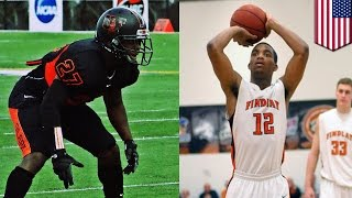 Racist university? College athletes expelled over rape allegations sue Findlay - TomoNews