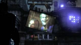 Batman: Arkham City - Walkthrough - Chapter 30 - Finding Talia