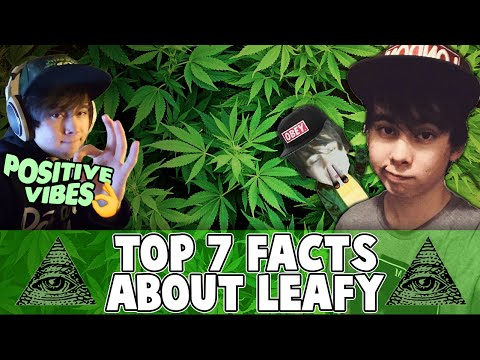 Top 7 FACTS You Didn't Know About LeafyIsHere