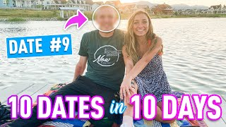 Meet Talon (Date #9) | Brooklyn's 10 Dates in 10 Days