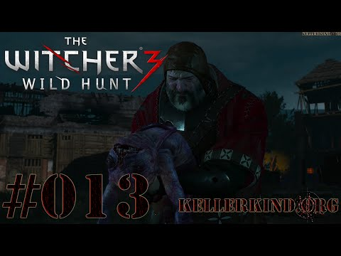 The Witcher 3 [HD|60FPS] #013 Prinzessin und Dea ★ Let's Play The Witcher 3