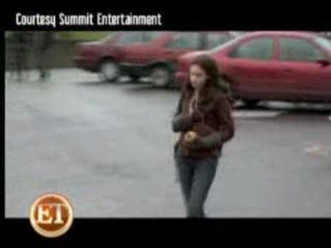ETOnline - Behind the scenes on Twilight