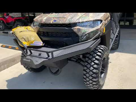2019 Polaris Ranger XP 1000 EPS Premium in Marshall, Texas - Video 1