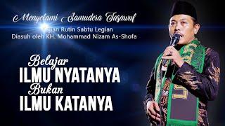 Cara Memperoleh Ilmu Laduni (Tanpa Perantara) – Kajian Rutin Sabtu Legian di Masjid Chenghoo Surabaya