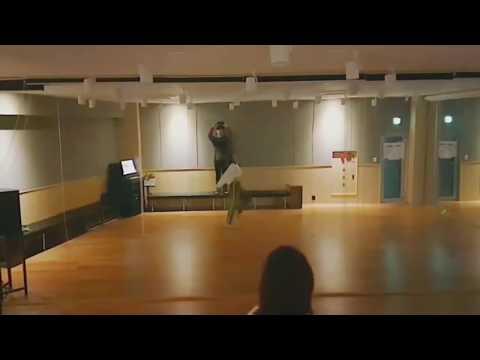 Somi (전소미) - dance practice 2 (Pre debut) - The Black Label
