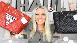 500€ XXL GUESS HAUL || Fashion Accessoires