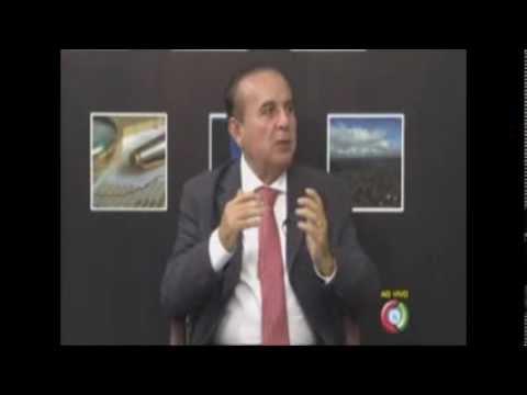 Dr Aparício fala com orgulho do projeto FIMCA - Gente de Opinião
